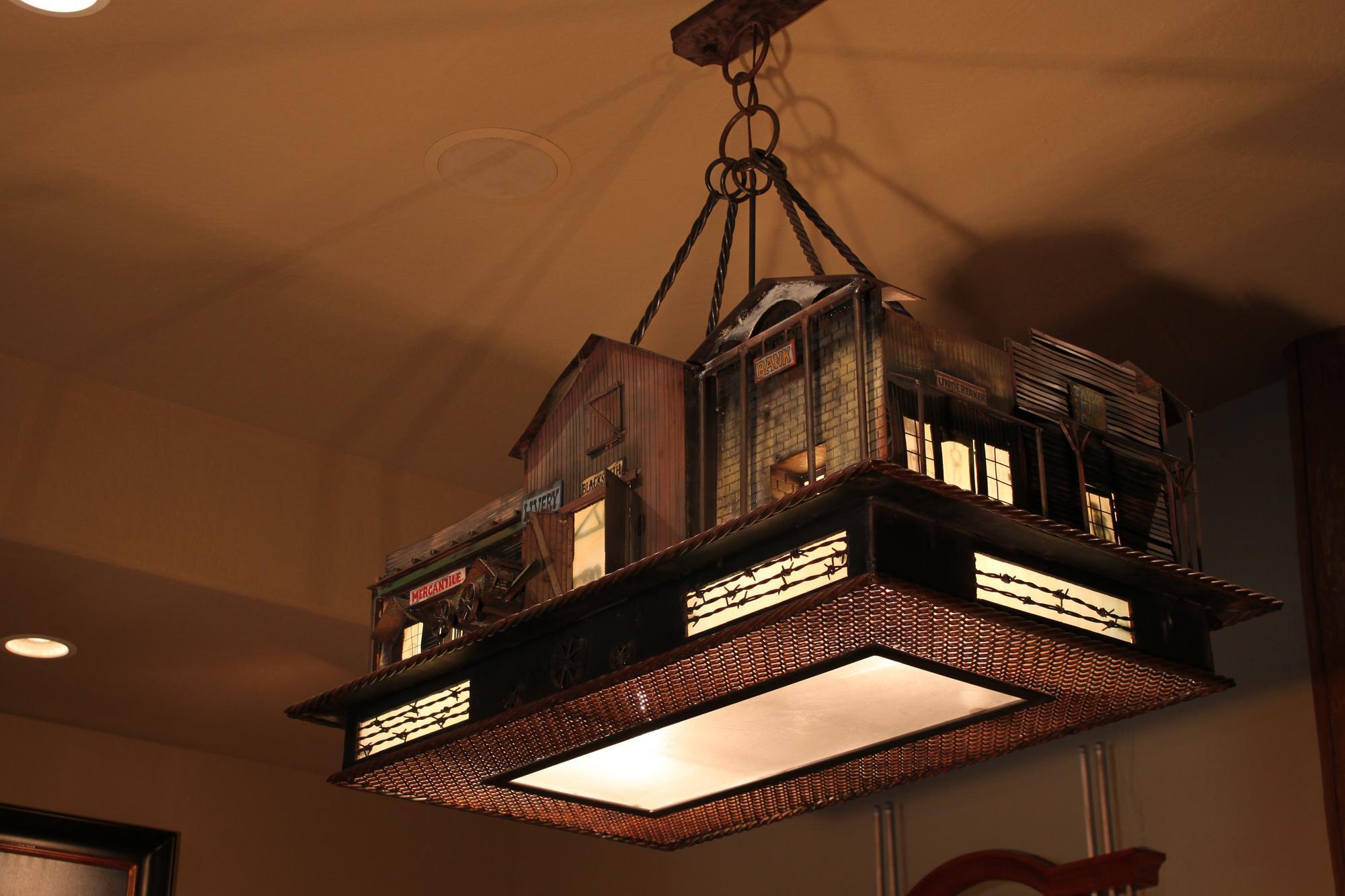 Ironglass Lighting